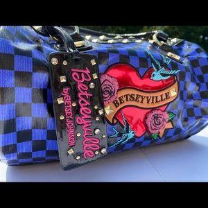 Betseyville by Betsey Johnson purse